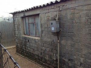soweto electricity  meter
