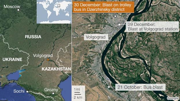volgograd bombings