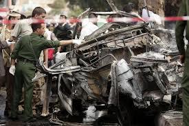 yemen defense ministry attack