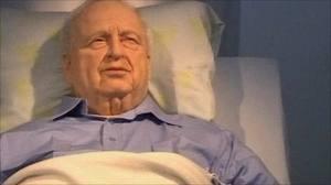 sharon in coma close to death