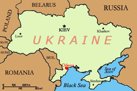 Ukraine PM heads to Odessa after bloodshed