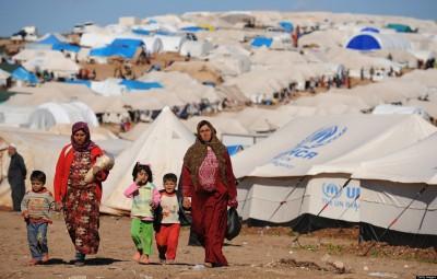 Syrian refugees in Lebanon