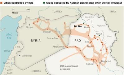 ISIS iraq- syria