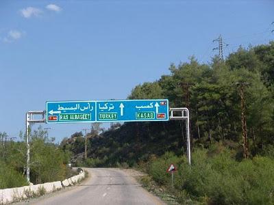 Kasab, syria