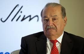 Lebanese -Mexican tycoon Carlos Slim  Helu