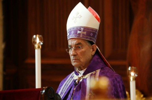Patriarch Rai outraged 2