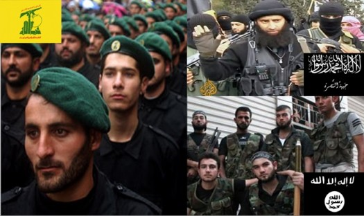 hezbollah ISIS ISIL