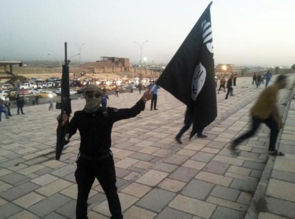 isis militant  Mosul