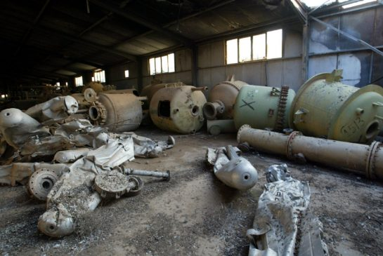 Iraq Confirms That Isis Seized Its Chemical Weapons Plant