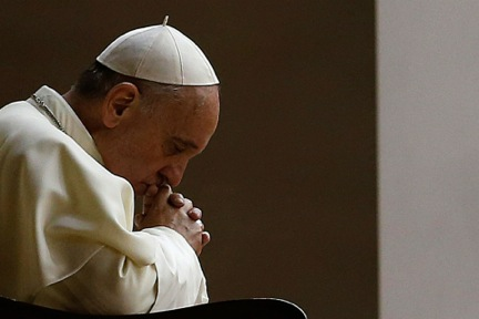 pope francis  a plea for peace