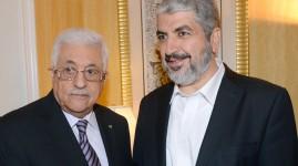 Abbas ,Khaled Meshaal
