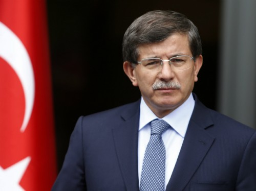 Davutoglu new PM