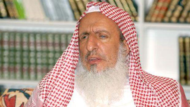 Saudi's Grand Mufti Sheikh Abdul Aziz al-Sheikh
