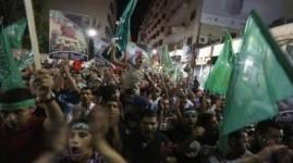 gaza hamas victory celebration
