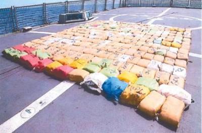 5,364kg of hashish  seized in Dubai