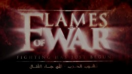 A still from the latest Islamic State video. Photograph: YouTube