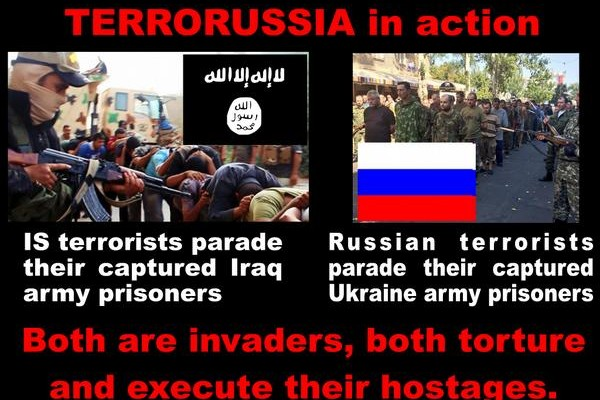 ISIS , Russia