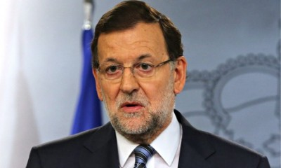 Mariano Rajoy, the Spanish prime minister