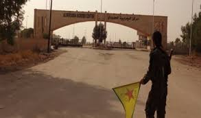 Rabia border crossing -iraq syria