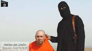 beheading of Steven Sotloff