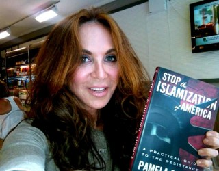blogger Pamela Geller