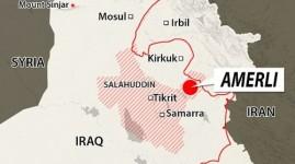 iraq  amerli map