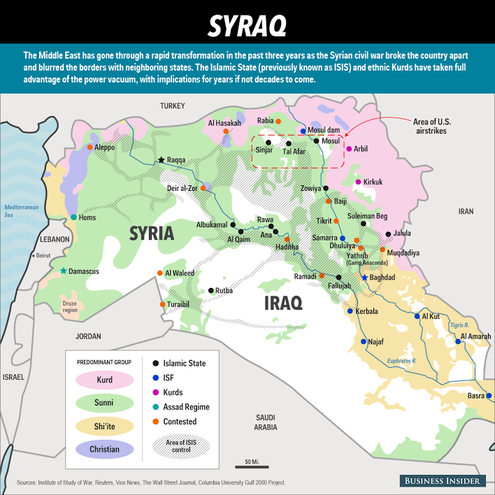 Syria is in the stage of undeclared partition, activist