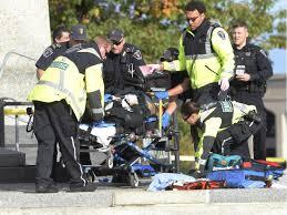 Gunman killed at Parliament Hill ottawa