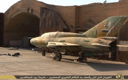 ISIS air force