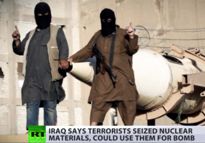 Iraq has notified the United Nations that Sunni militants seized nuclear material from a university in the northern city of Mosul last month as they advanced toward Baghdad, the nuclear regulatory body of the United Nations said on July 10