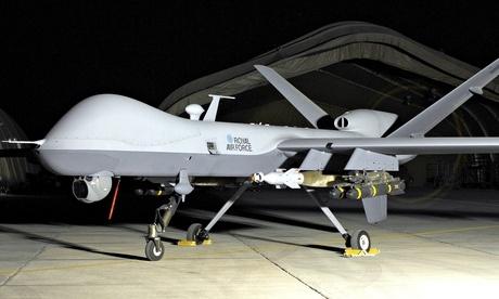 Royal Air Force Reaper drones