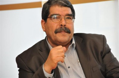 Salih Muslim kurdish leader
