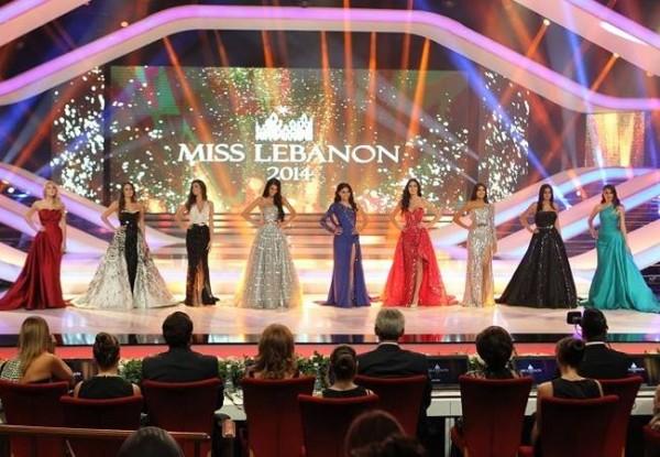 Sally Greige Miss Lebanon 2014- 3