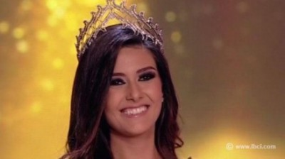 Sally Greige Miss Lebanon 2014