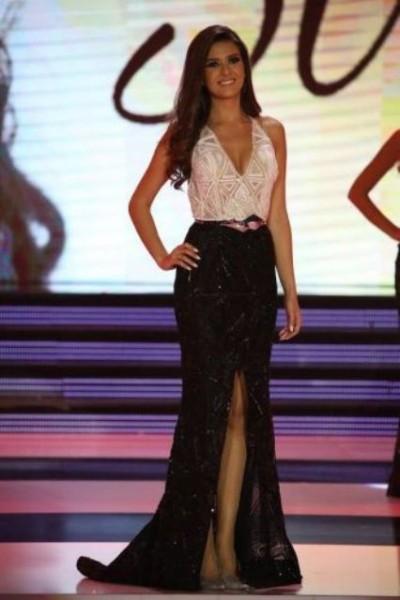 Sally Greige Miss Lebanon 2014- 5
