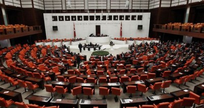 The Turkish parliament approved a motion that would allow the government to authorize military incursions into Iraq and Syria to fight Islamic State militants. (Reuters)