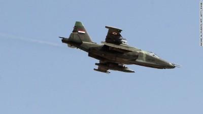 iraqi fighter jet