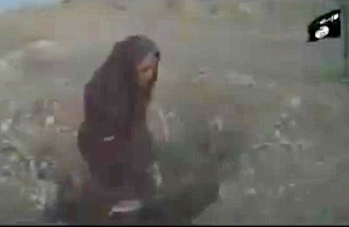 isis stones woman to death