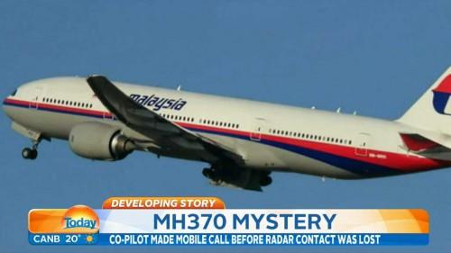 mh 370 mystery