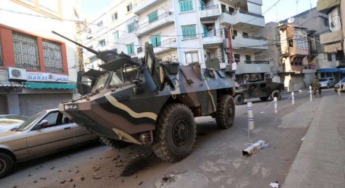 tripoli lebanon clashes