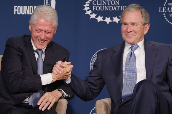 why did george h w bush fail Why did the united states invade iraq in 2003  he admitted that the republic of iraq did  after the first gulf war both the george hw bush and the clinton.