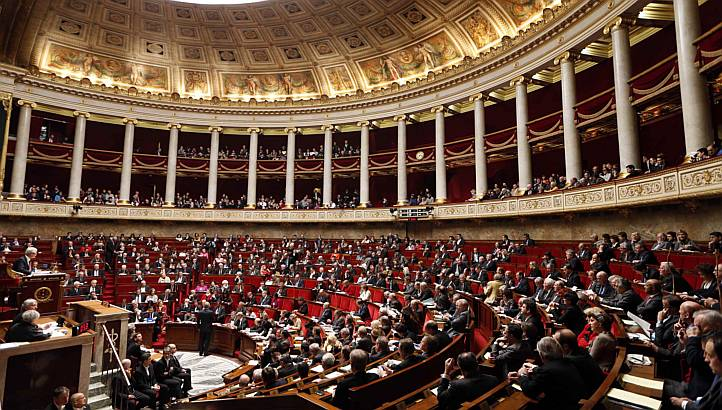 French Parliament to Hold Symbolic Vote on Palestine Status