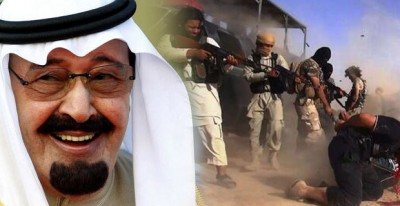 King Abdullah of Saudi Arabia, warned last august that  IS, formerly ISIS, will soon attack the United States.