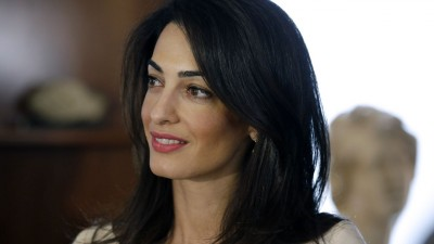Amal Ramzi Clooney is a London-based British-Lebanese lawyer, activist, and author. She is a barrister at Doughty Street Chambers, specializing in international law, criminal law, human rights, and extradition. Her clients include Julian Assange, the founder of WikiLeaks, in his fight against extradition.