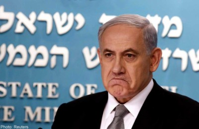 Israel's Prime Minister Benjamin Netanyahu is pictured during a news conference at his office in Jerusalem Dec 2. -Reuters
