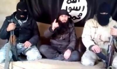 Abu Ali al-Shishani ( C)