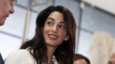 Lebanese-born Barrister and activist Amal Clooney has been named by London-based newspaper the London Evening Standard as the British capital's most powerful woman.