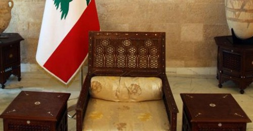 Baabda Presidential Chair Awaits The New Occupant Of The Palace