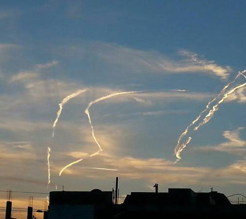 israel strike near damascus 2
