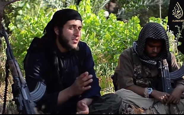 Abu Yahya ash Shami - Australian jihadist in Syria.